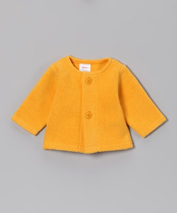 Tangerine Cozy Jacket