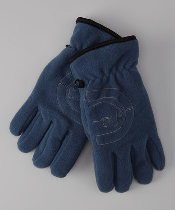Ink Fleece Gloves
