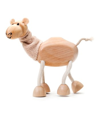 Camel Wooden Toy