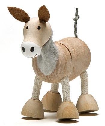 Donkey Wooden Toy