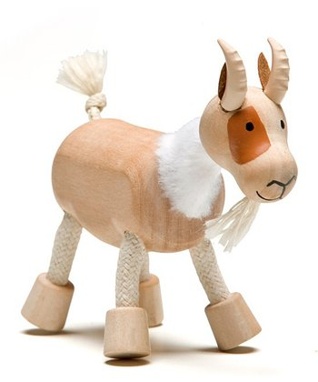 Goat Wooden Toy