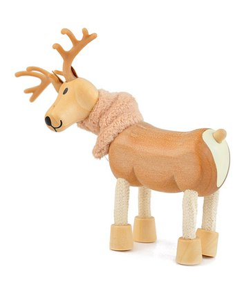 Reindeer Wooden Toy