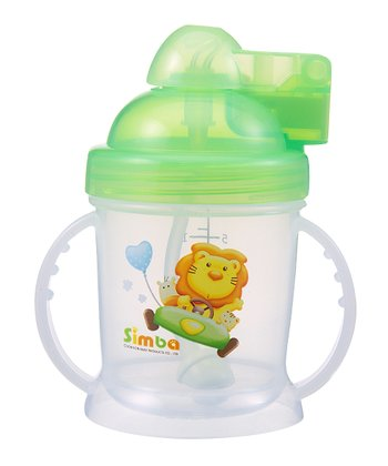 Green 6-Oz. Baby Training Cup