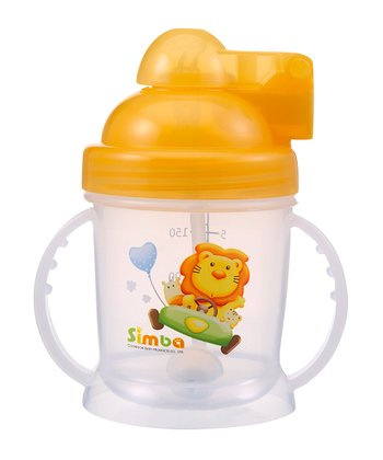 Orange 6-Oz. Baby Training Cup