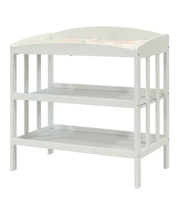 babymod White Monterey Changing Table