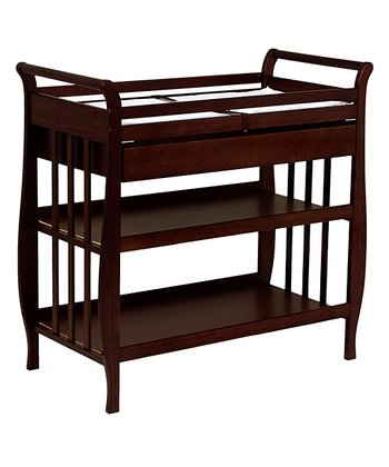 babymod Espresso Lily Changing Table