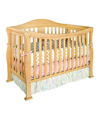 babymod Natural Park 4-in-1 Convertible Crib