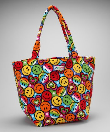 Happy Face Lizzy Tote