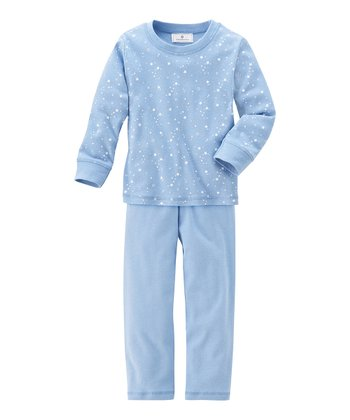 Medium Blue Star Tee & Pants - Infant, Toddler & Boys