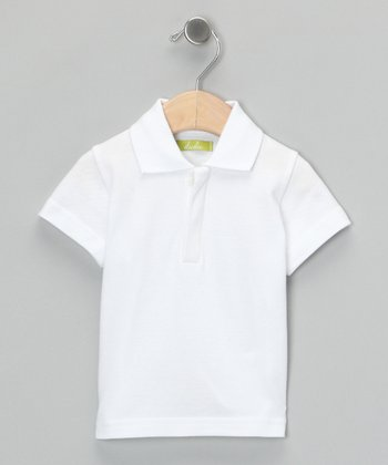 Blanco Dampier	Polo - Infant, Toddler & Boys