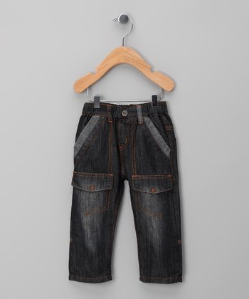 Negro Padua Jeans - Infant, Toddler & Boys