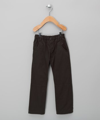 Antracita Puma Pants - Infant, Toddler & Boys