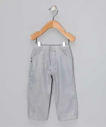 Gris Puma Pants - Infant, Toddler & Boys