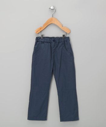 Indigo Puma Pants - Infant, Toddler & Boys