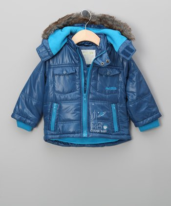 Petroleo Rugby Coat - Infant, Toddler & Boys
