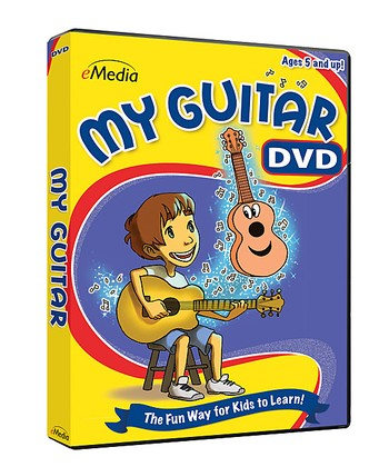 My Guitar DVD