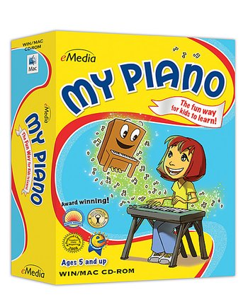 My Piano CD-ROM
