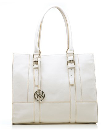 Shell Saffiano Jane Shopper Tote