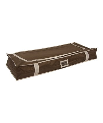 Brown & Khaki Underbed Bag