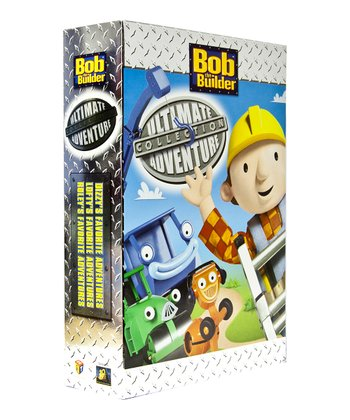 Bob the Builder Ultimate Adventure DVD Set