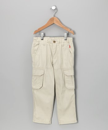 Stone Cargo Pants - Infant, Toddler & Boys