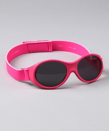 Pink Flexi Spec Sunglasses