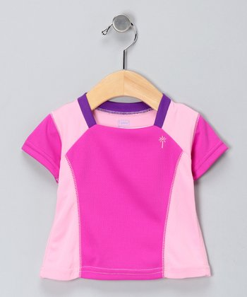 Berry Jersey Tee - Infant & Toddler