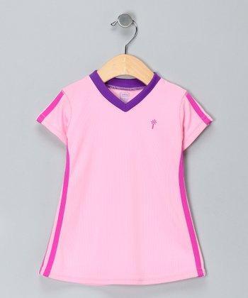 i play Berry & Plum Tennis Dress - Infant