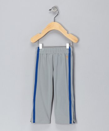 Charcoal & Midnight Track Pants - Infant & Toddler
