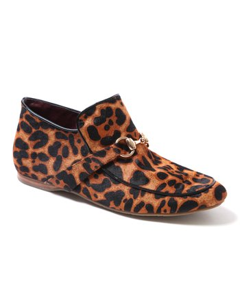 Leopard Beatle Shoe