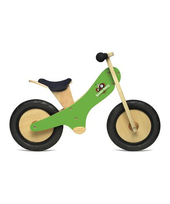 Green Chalkboard Balance Bike