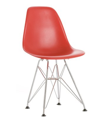 Red Tiny Tower Chair
