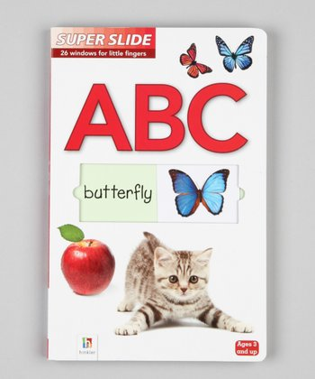 ABC Super Slide Board Book