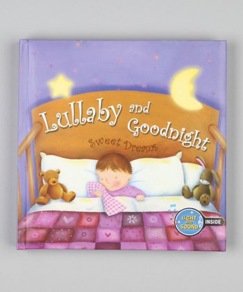 Lullaby and Goodnight Sound & Light Board Book