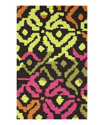 Light Multi Gail Wool Rug