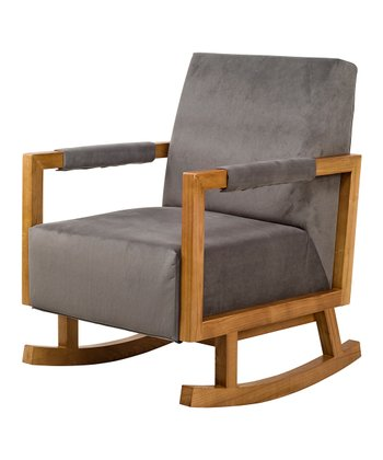 Slate Light Bungalow Rocker