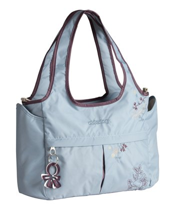 Ashley Blue Sidamo Celeb Diaper Bag