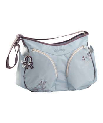 Ashley Blue Sidamo Mondo Diaper Bag