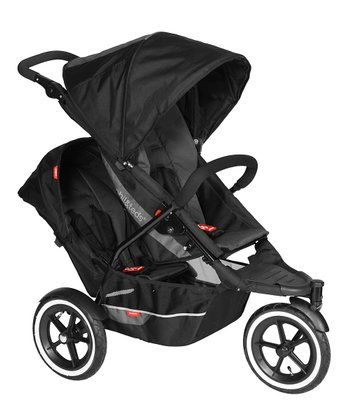 Black explorer Double Your Buggy Bundle