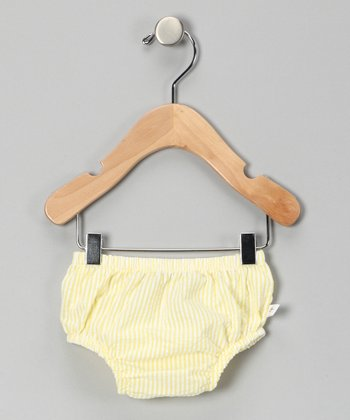 Seersucker Heather Diaper Cover - Infant