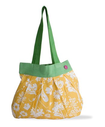 Yellow Gazebo Tote