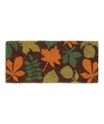 Harvest Leaf Estate Doormat