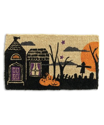 Nightscape Doormat