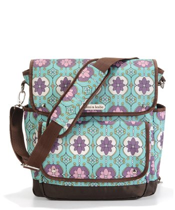 Farah 2-in-1 Backpack Diaper Bag