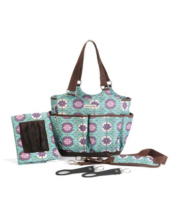 Farah Tag-A-Long Diaper Bag