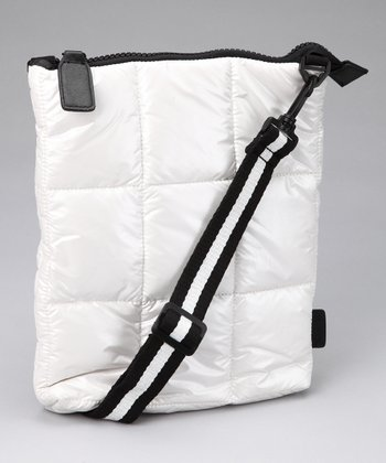 Pearl White iPAX Bag