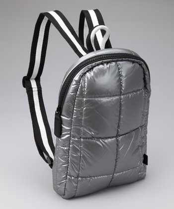 Silver Small backPAX Bag