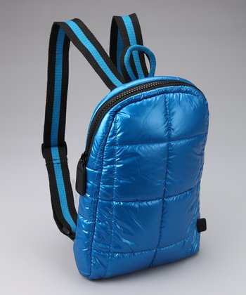 Electric Blue Small backPAX Bag