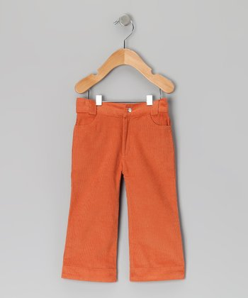 Brandy Corduroy Organic Pants - Infant