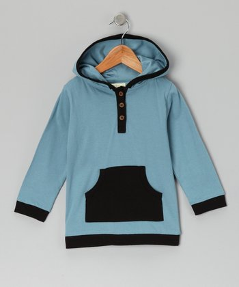 Tide Kanga Pocket Organic Hoodie - Infant